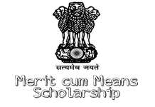 Merit cum mens scholarship