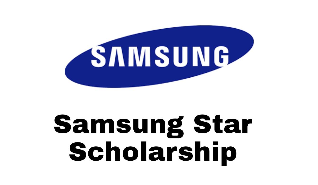 Samsung Star Scholarship