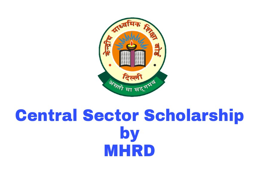 Central Sector Scholarship for College & University Students 1