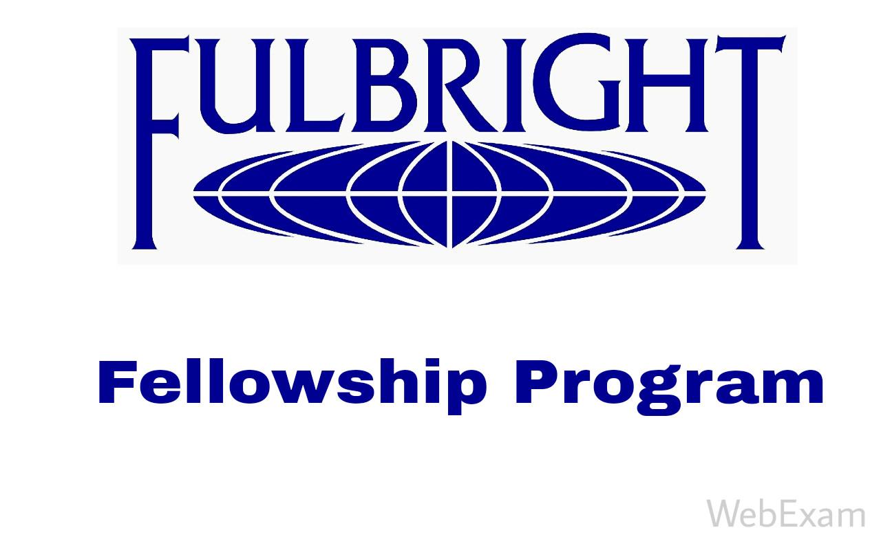 Fulbright Fellowship
