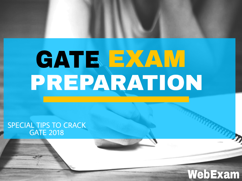 gate exam tips It is a common human response to stress now and again while contemplating for  a subject like physics for gate chemical exams it is likewise regular to.