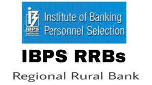 IBPS RRBs Recruitment
