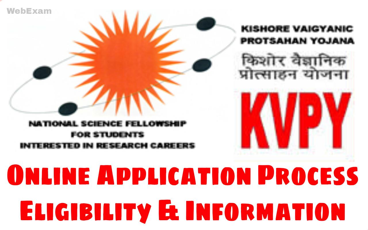 KVPY Scholarship Programme