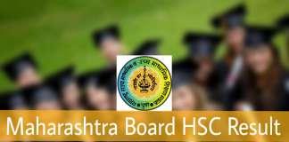 Maharashtra Hsc result