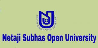 NSOU admission to BDP Course