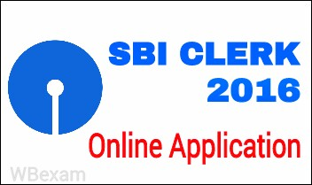 SBI CLERK 2016 Online application-725190