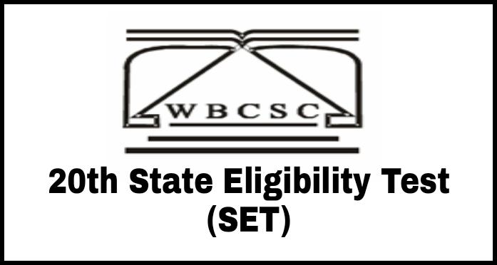 WBCSC SET Exam Tips