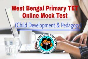 Primary TET Child Development and Pedagogy