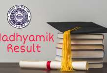 West Bengal Madhyamik Result Online