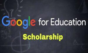 Google Venkat Panchapakesan Scholarship 2020 . Google India Scholarship.