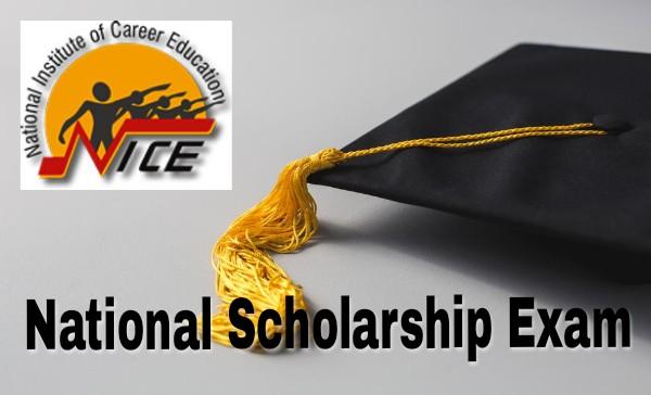 National Scholarship Exam NICE