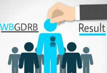 West Bengal Group D Recruitment Board WBGDRB