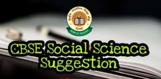 CBSE Social Science