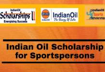 Indian Oil Scholarship 2018