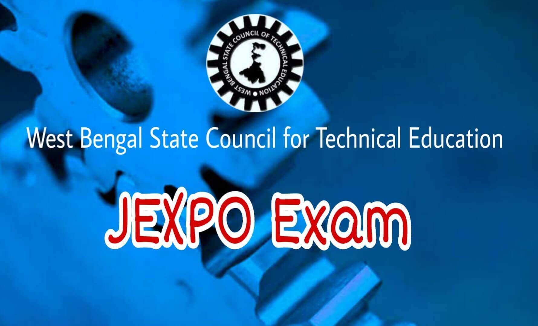WB JEXPO 2019 Polytechnic Exam Suggestion