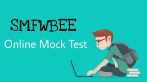 SMFWBEE Online Mock Test