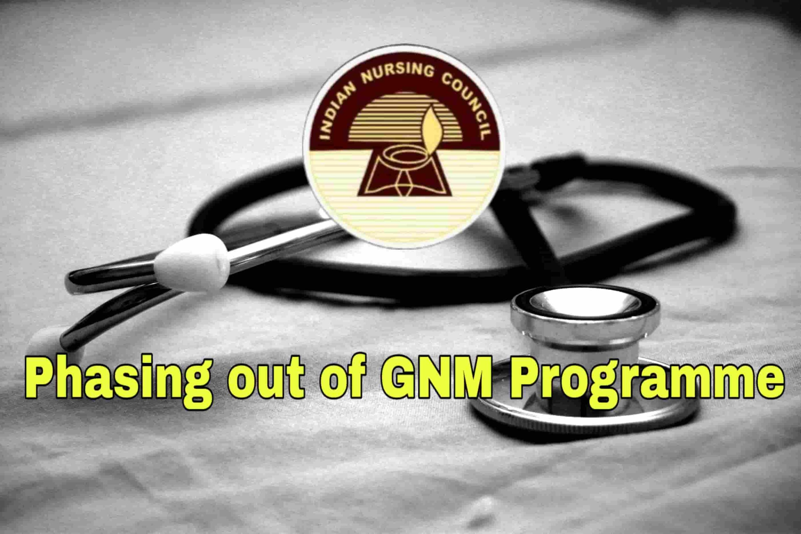 GNM Nursing Course