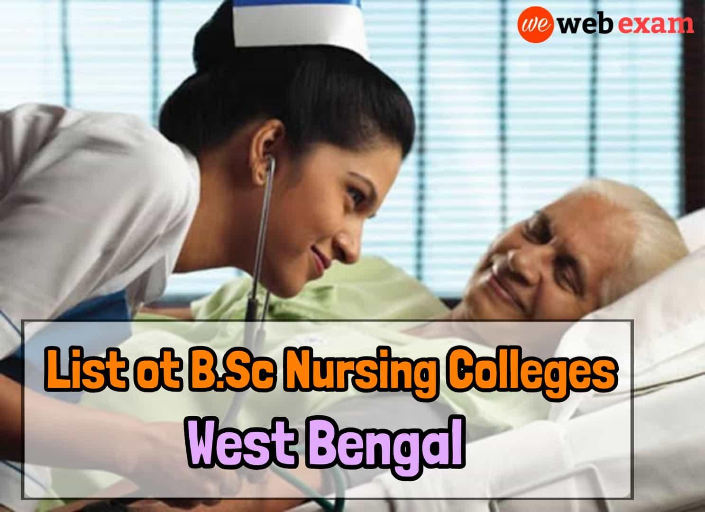 B.Sc Nursing Colleges in West Bengal