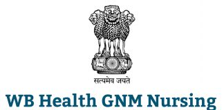 WB Health GNM Nursing 2019