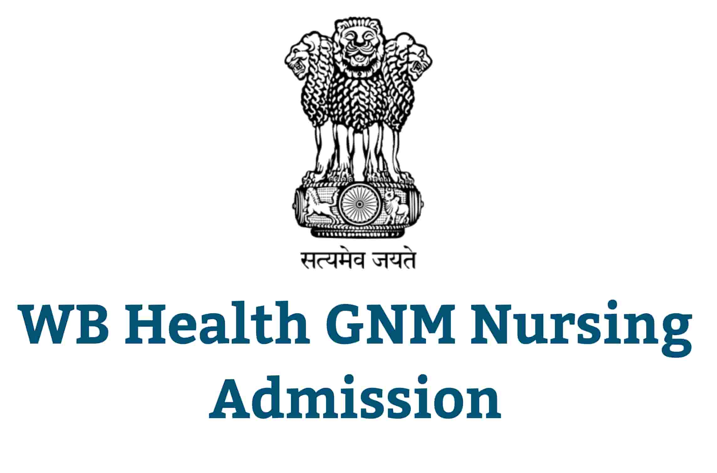 WB Health GNM Nursing 2019