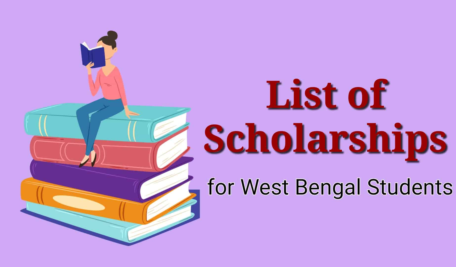West Bengal Scholarships 2019 for Madhyamik & HS Passed Students