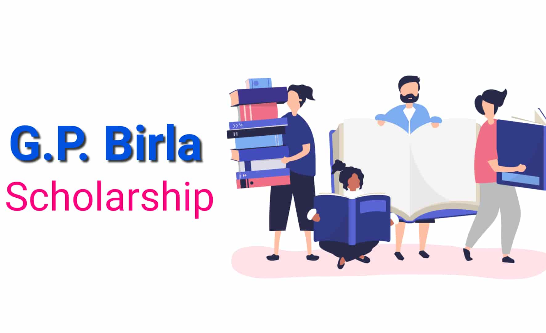 GP Birla Scholarship 2021