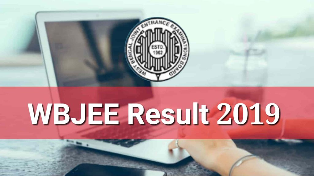 WBJEE Result 2019