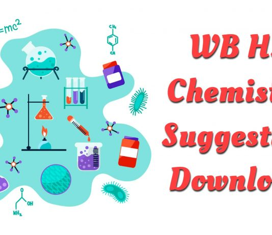 WB HS Chemistry Suggestion