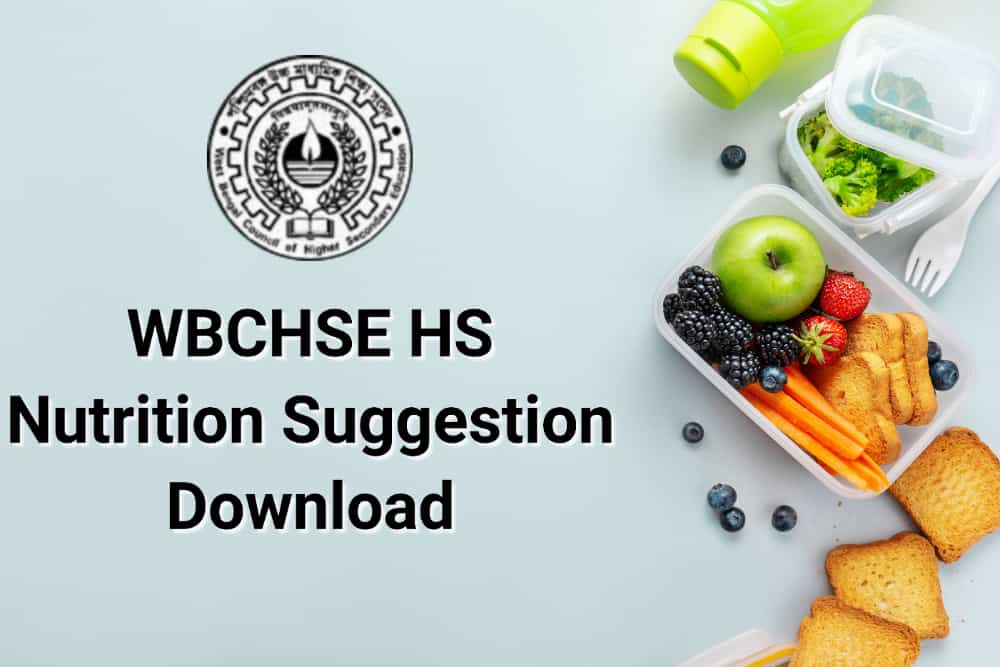 WB HS Nutrition Suggestion Download