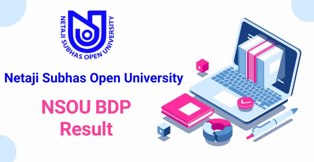 NSOU BDP Result