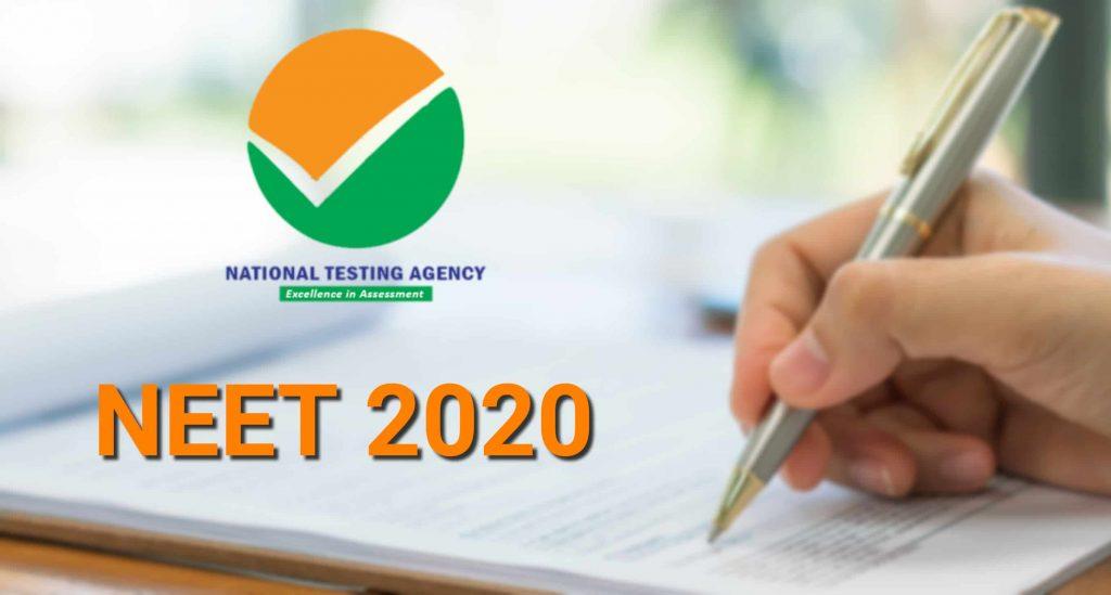 NTA NEET 2020 Exam details