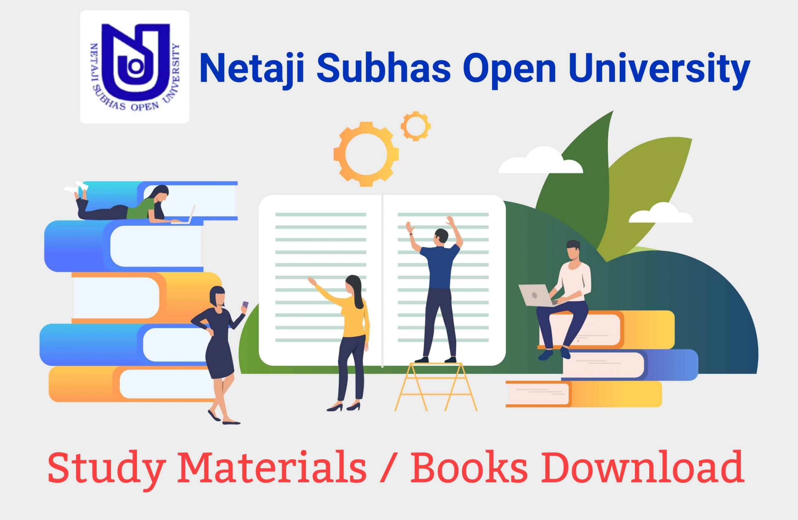 NSOU Study Material Download