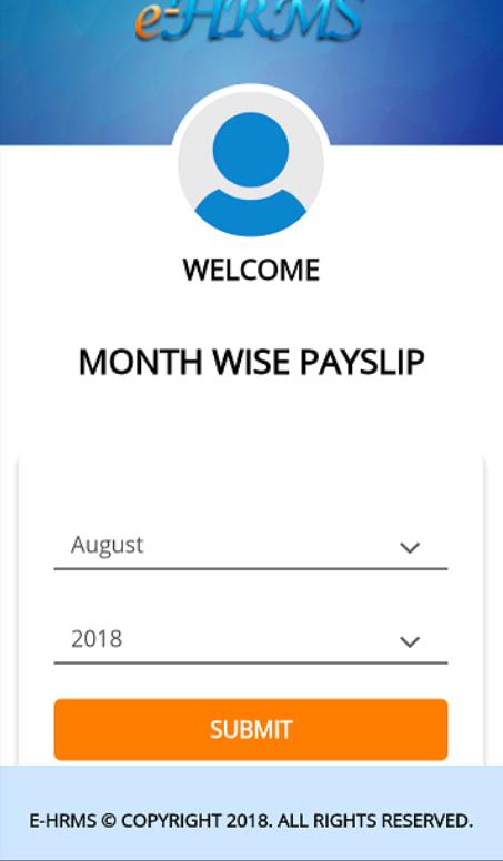 WB School Teachers Salary slip Download & Service Book Update - eHRMS Banglarshiksha 2