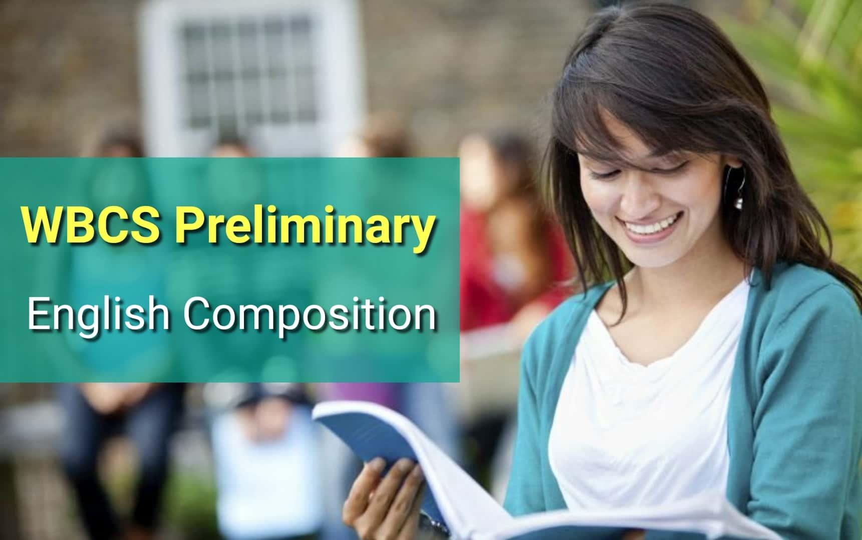 WBCS Preliminary English Suggestion