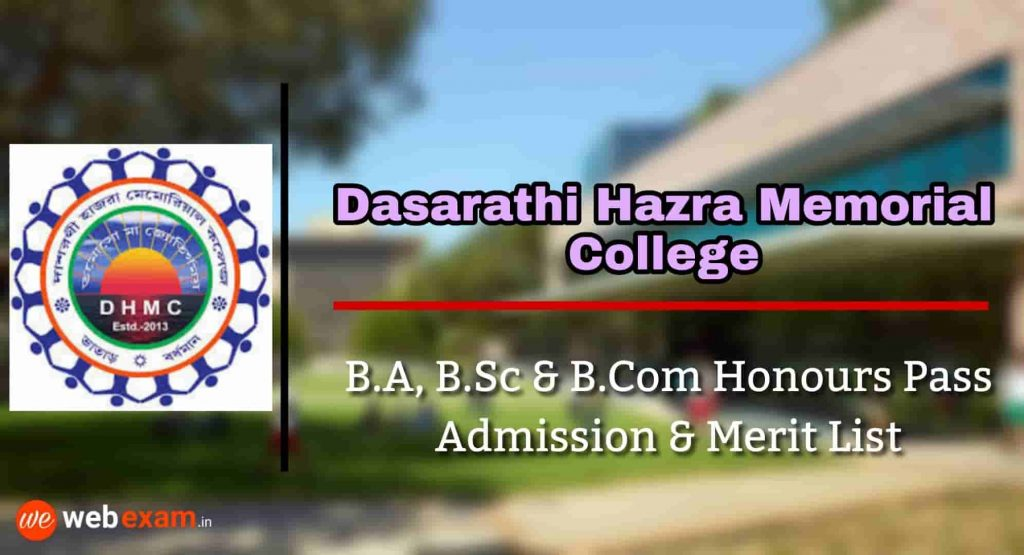 Dasarathi Hazra Memorial College