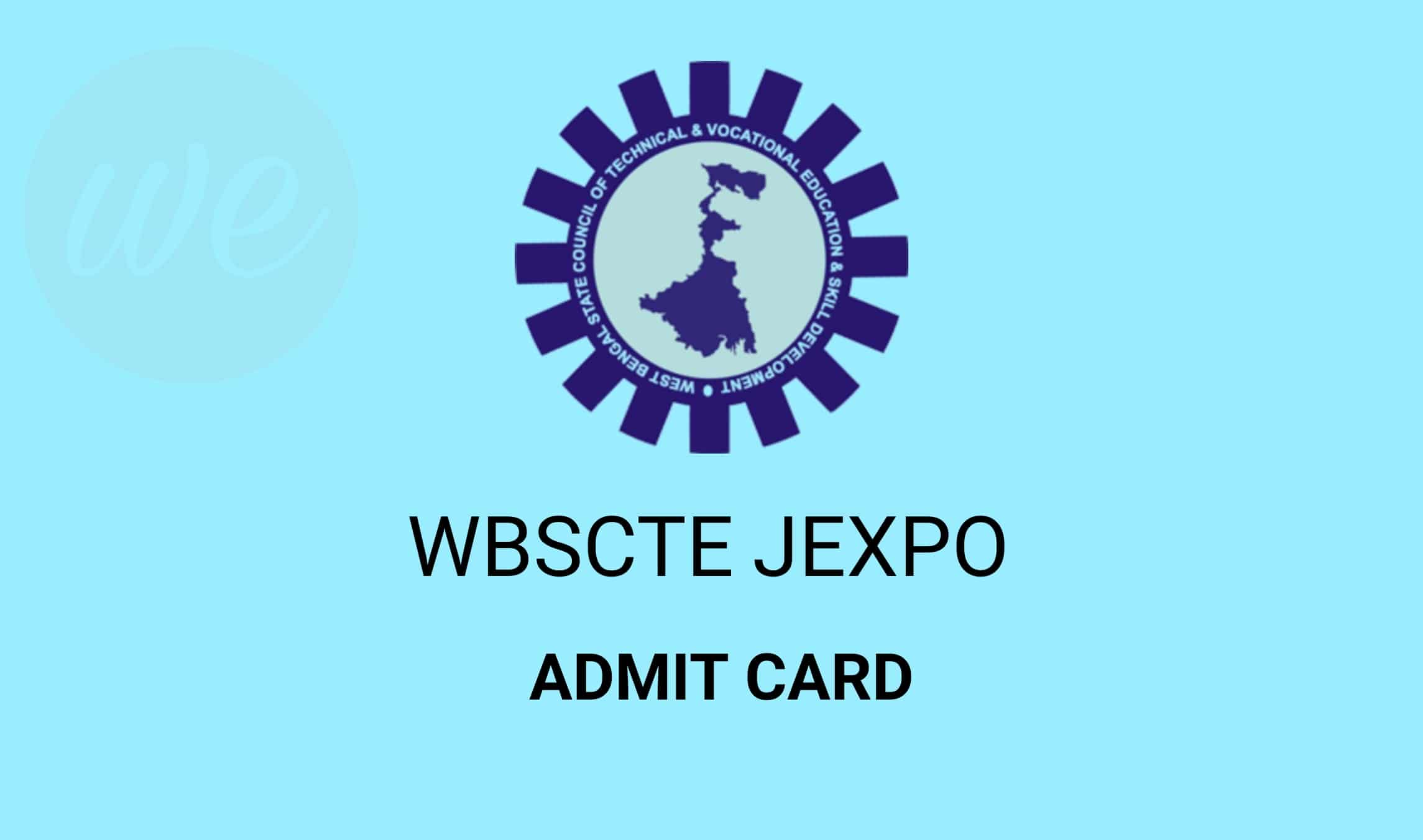 JEXPO Admit Card Download