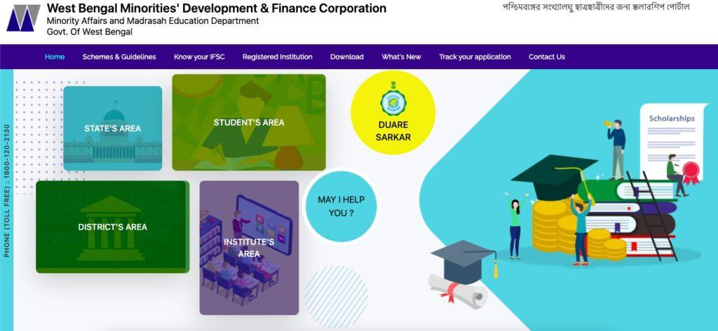 Aikyashree Scholarship Online Application