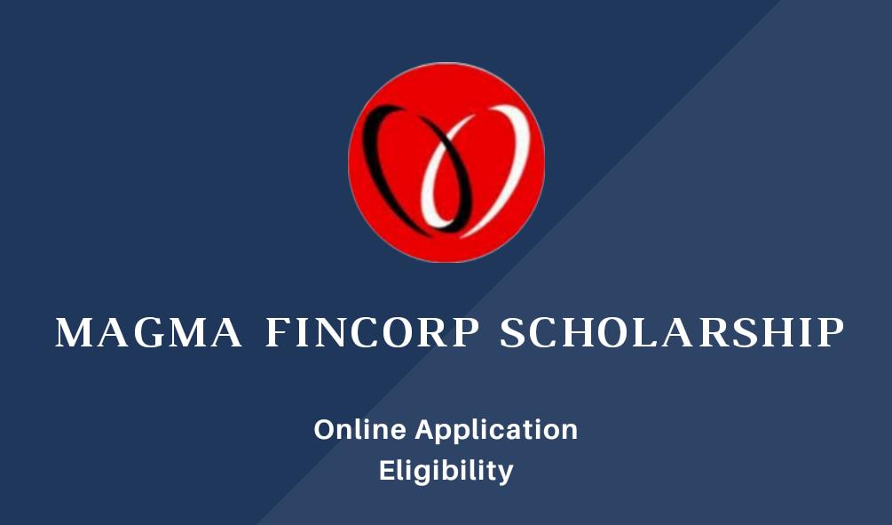Magma Fincrop Scholarship