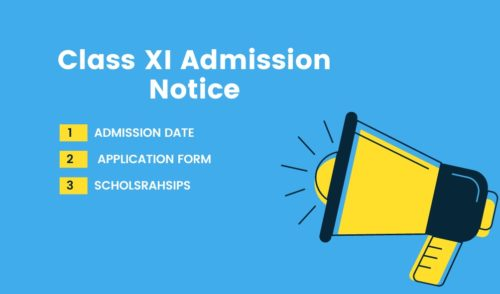 Class 11 Admission Notice West Bengal