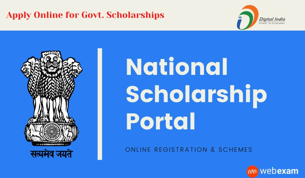 National Scholarship Portal NSP Online Registration