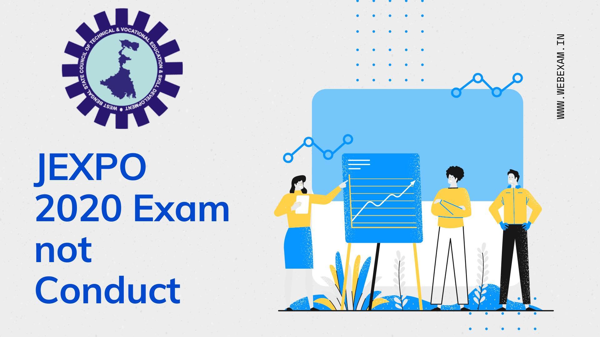 JEXPO 2020 Exam not conduct