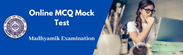 Madhyamik Online Mock Test WebExam.in
