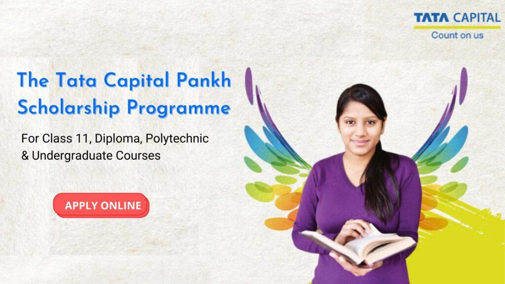 Tata Capital Pankh Scholarship Programme