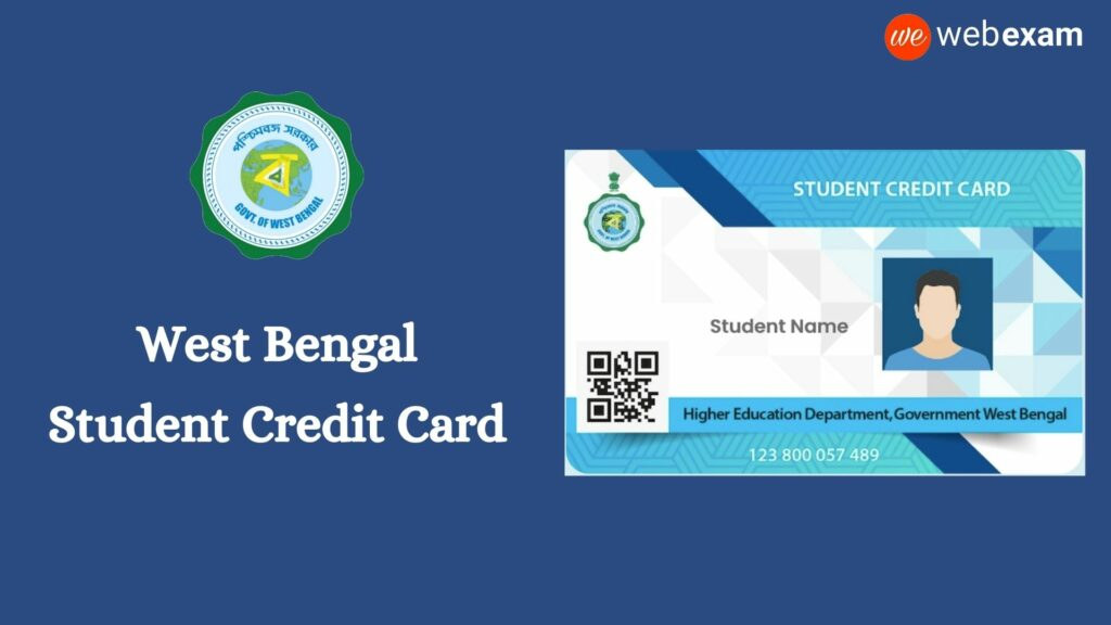 West Bengal Student Credit Card